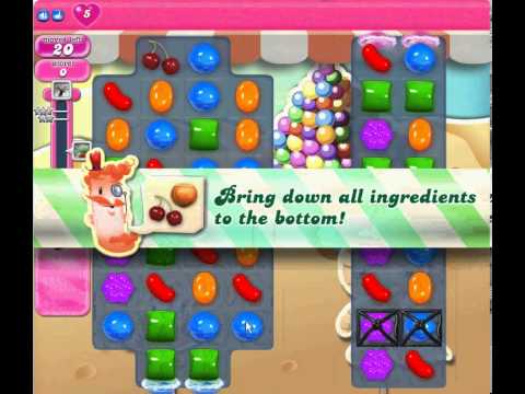 Candy Crush Level 158 - YouTube