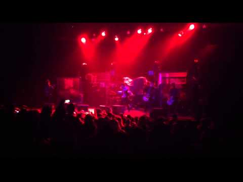 CROWN THE EMPIRE - MENACE - THE WILTERN - LOS ANGELES - 03/01/13