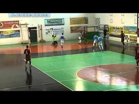 Serie A2, Belvedere - Acireale 5-6 (18/10/14)