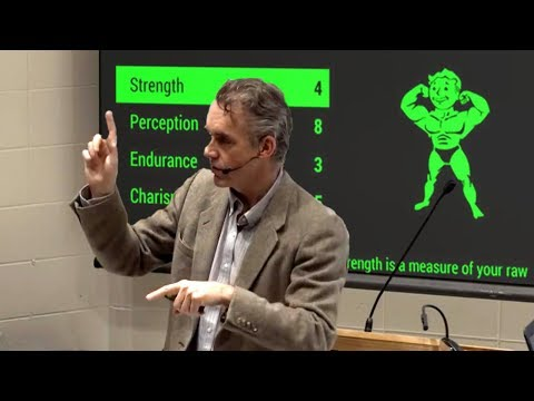 Jordan Peterson, Improve Yourself