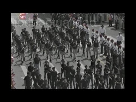 Desfile en Morelia Natalicio de Morelos - 30 de Septiembre 2014
