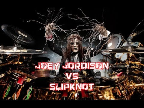 Joey Jordison vs SLIPKNOT: Why was Jordison fired???