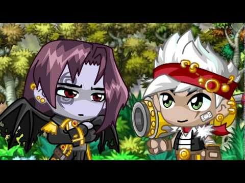 MapleStory - Legends: Cannoneer Animated Intro Video, http://maplestory.nexon.net/ The heroes of MapleStory Legends have been released! Check out what happened to Cannoneer's Animated Character Intro.
