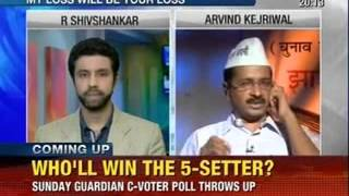 NewsX: Exclusive Interview with Arvind Kejriwal