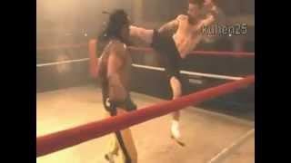 Yuri Boyka Dövüş Sahnesi