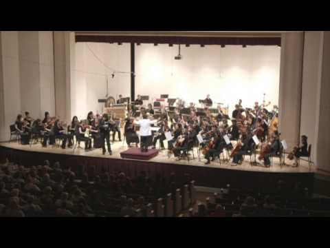 EMF video: Korngold, Violin Concerto in D major, op.35, Moderato nobile