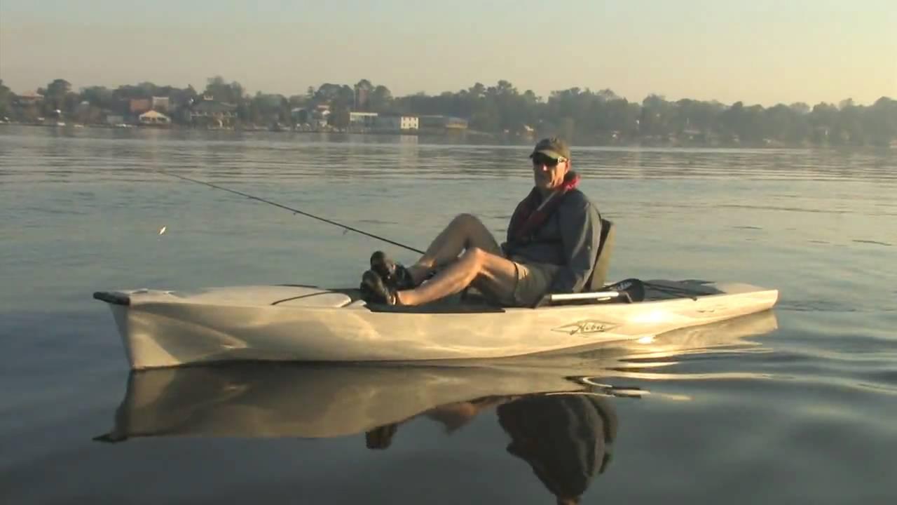Hobie fish the world kayak fishing part 3 youtube for Youtube kayak fishing