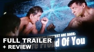 Grudge Match Official Trailer + Trailer Review : Sylvester