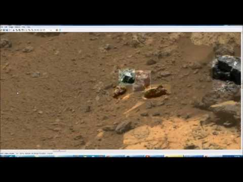 Alien Reacting to Opportunity Rover Video 16