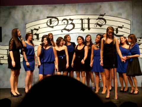 Must Have Done Something Right (Loyola Belles a cappella)