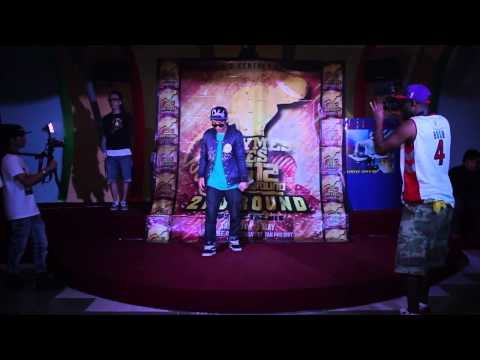 [RHYMES FES 2012] ROUND 2 - DN KUTE (SR-007)