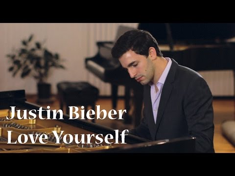 Justin Bieber - Love Yourself - Jazz Piano Cover