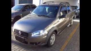 Fiat Strada Cabine Dupla Working 1.4 8v (Flex) 2010
