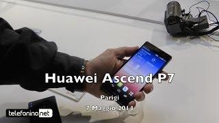Huawei Ascend P7 La Videopreview Di Telefonino.net
