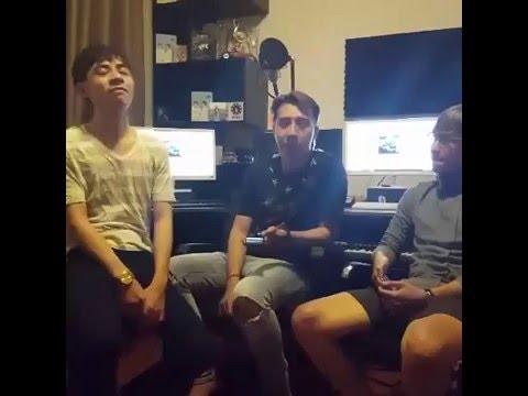 Livestream OnlyC, Lou Hoàng và Quang Hùng