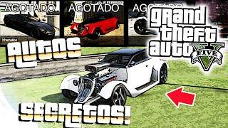 GTA V Online Conseguir Todos Los Autos Secretos