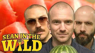 Sean Evans, Binging with Babish, and the Needle Drop Review Melons   Sean in the Wild