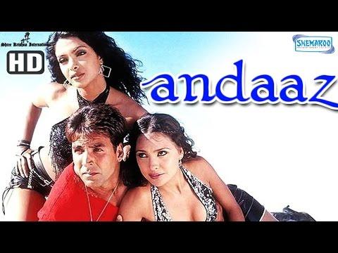 Andaaz {HD} - Akshay Kumar - Lara Dutta - Priyanka Chopra - Hindi Full Movie