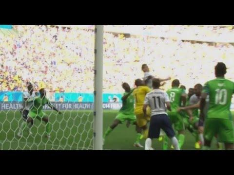 #Brasil2014 : Francia Vs Nigeria - Resumen del partido - 30 de Junio - Comentarios