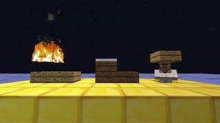 Minecraft: Suelos con caminos ocultos