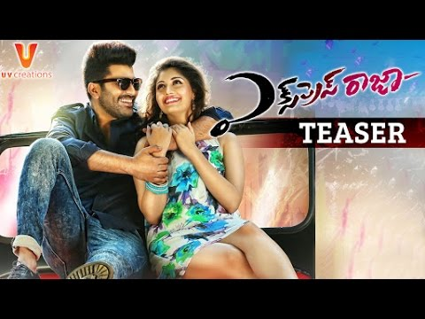 Express Raja Movie First Look Teaser
