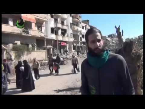 6103WD SYRIA-HOMS EVACUATION