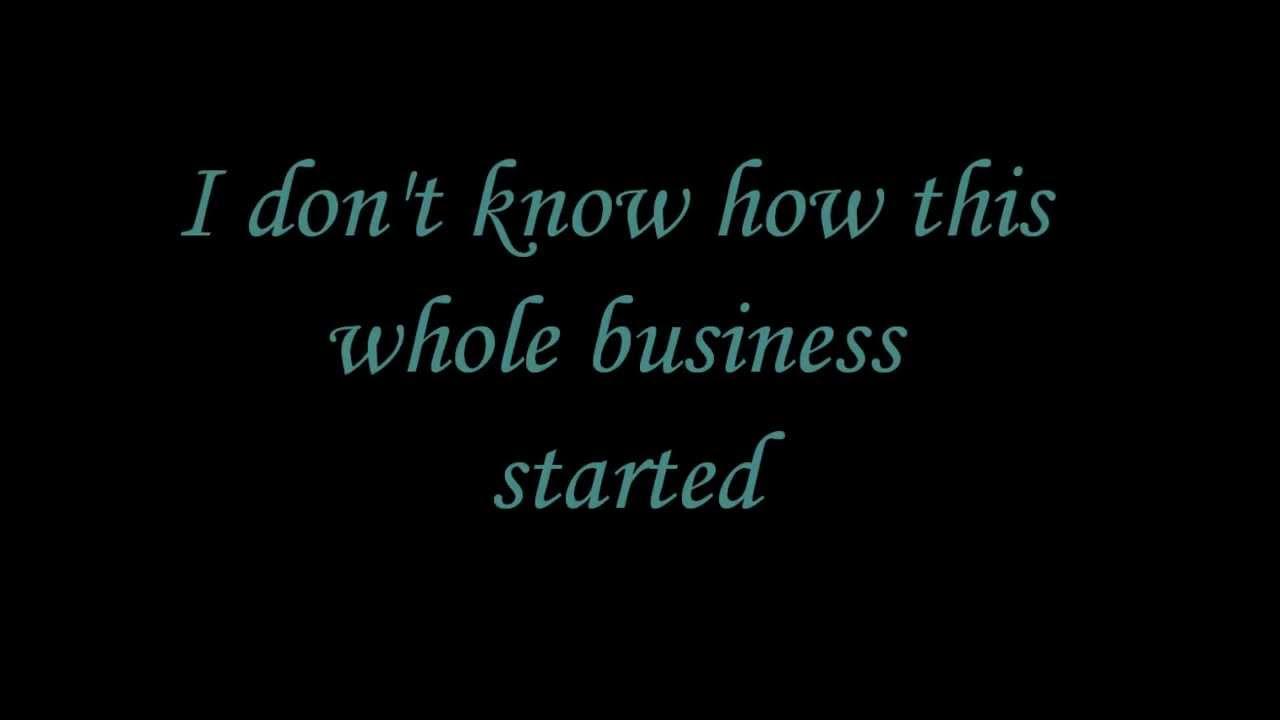 Ambrosia How Much I Feel Lyrics - YouTube
