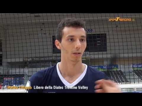 Copertina video Matteo Chiappa (Diatec Trentino)
