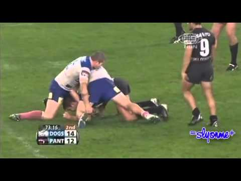 NRL Bulldogs 2011-Bring on The Competition(Big Hits) HD