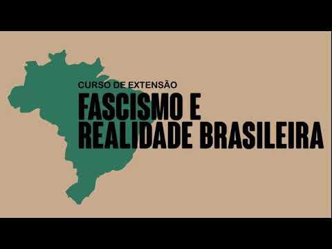 #TVADUFEPE | Fascismo e Realidade Brasileira - Profa. Wedna Galindo