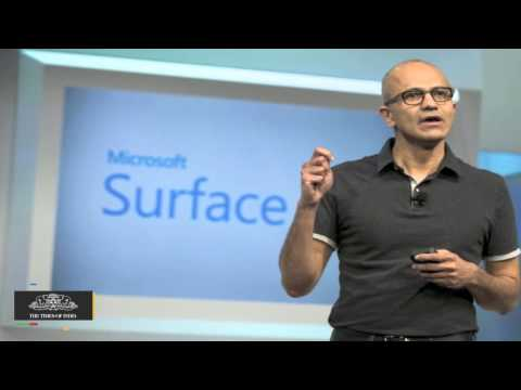 Nadella Signals Changes At Microsoft, Mum On Job Cuts - TOI