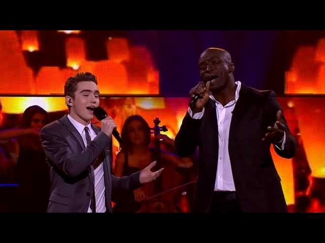 Seal & Harrison Craig Sing He Ain't Heavy He's My Brother: