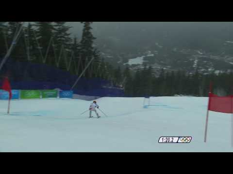 Alpine Skiing Men Giant Slalom Complete Event Run 2 | Vancouver 2010