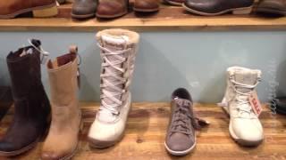 timberland зимние ботинки - YouTube