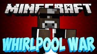 Minecraft WHIRLPOOL BATTLE Minigame