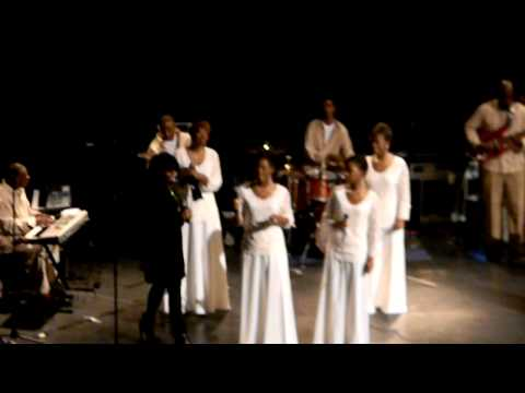 "Anointed Brown Sisters ~ ""YOUNG PEOPLE"" - Crystal Smith feat. QuaShawnta Smith"