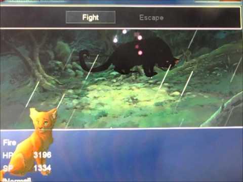 warrior cats online spiel