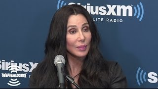 "SiriusXM - Cher ""I Was Never Re-inventing Myself, I Was Just Me, Waiting To Come Back"" (28.06.2013)"