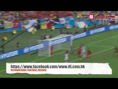 20140622 FIFA World Cup Group H Belgium 1-0 Russia Highlight.03