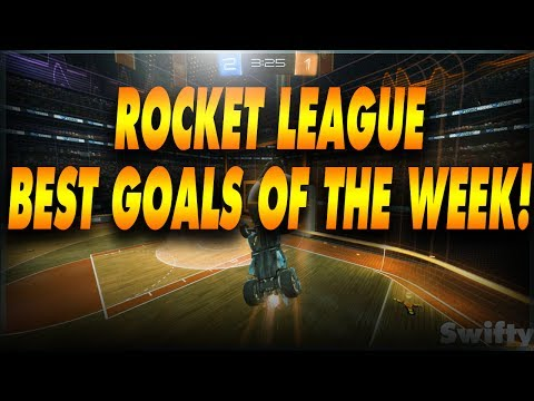 Rocket League | Our Best Goals of the Week! | Team Fly