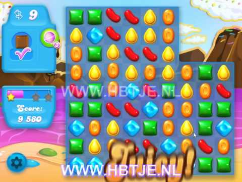 Candy Crush Soda Saga level 32