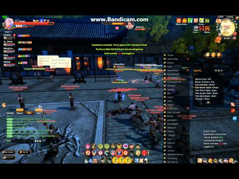 COK Age of Wushu War with Thien Dia Hoi part 2