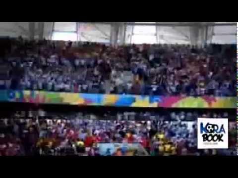 Argentina - Nigeria 3-2 Ampia Sintesi Sky Sport 2014 HD