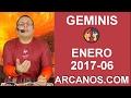 Video Horóscopo Semanal GÉMINIS  del 5 al 11 Febrero 2017 (Semana 2017-06) (Lectura del Tarot)