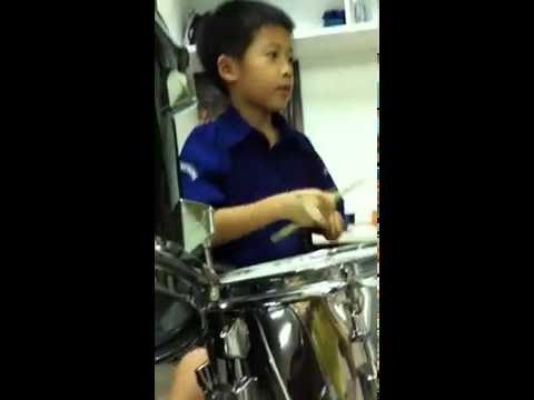 ฤดูร้อน drum cover by fuji+Ashi