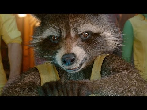 "Guardians of the Galaxy ""Definitive Anti-Heroes"" Featurette Offical"