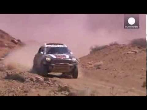 Peterhansel and Coma take the lead ahead of the final stages of the Dakar Rally