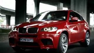 BMW X6 M Driving Automobilismo.it videos