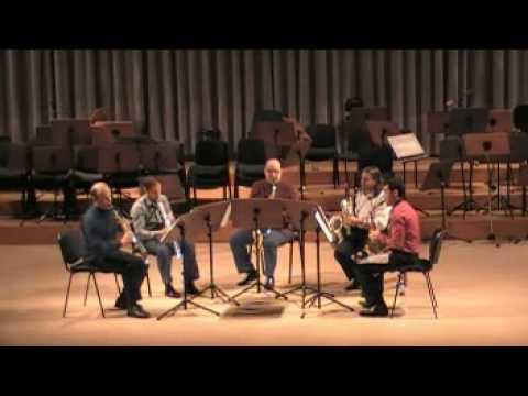 Beethoven String Quintet Op4 1 Allegro con brio