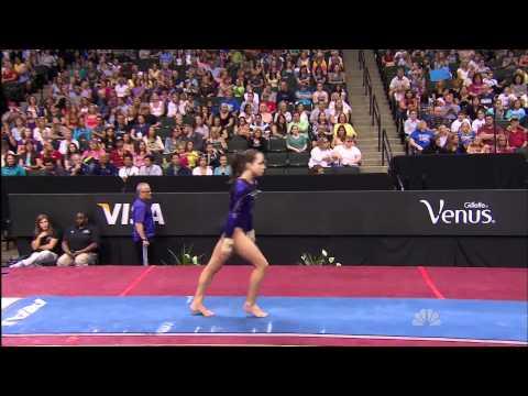 Jordyn Wieber - Vault - 2011 Visa Championships - Women - Day 2